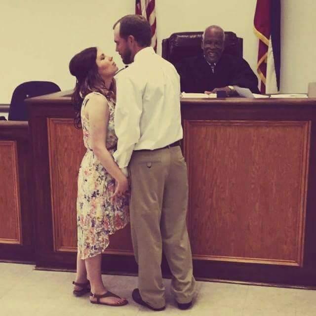 Adel ga courthouse marriage