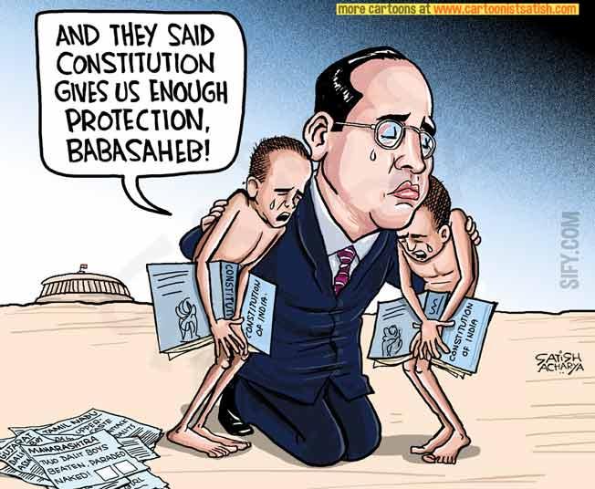 Satish Acharya's tweet -