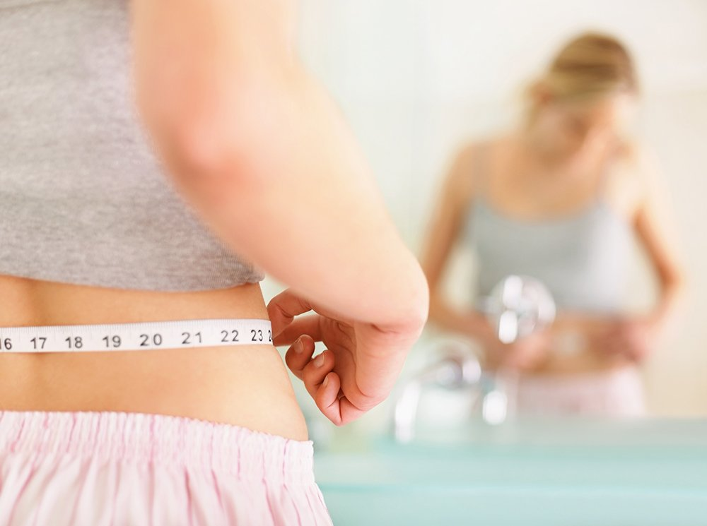 Почему я резко похудела