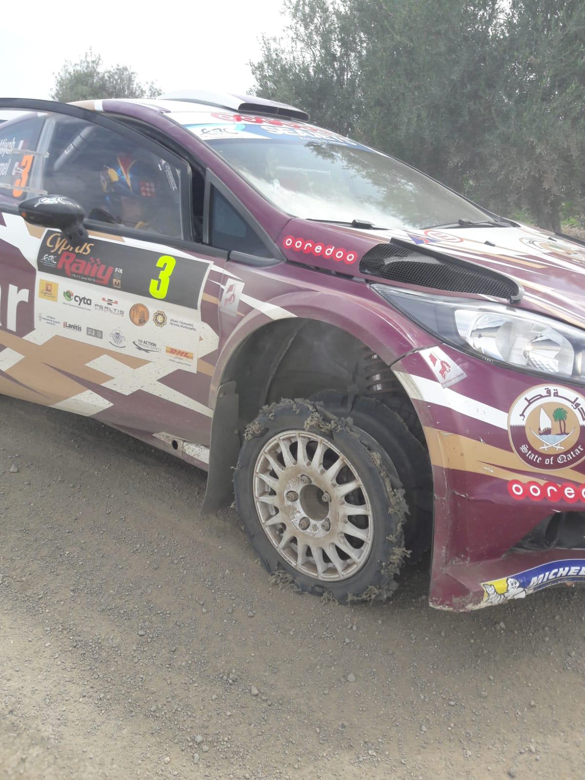Rally de Chipre 2018 ERC Df0KQB-W4AAFQai