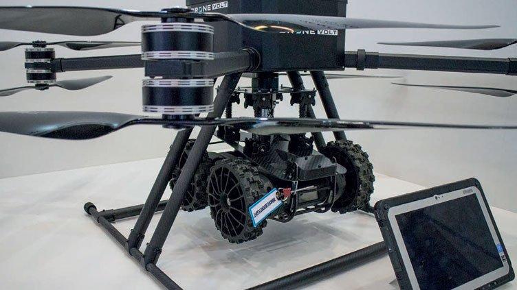 parrot drone mod kit