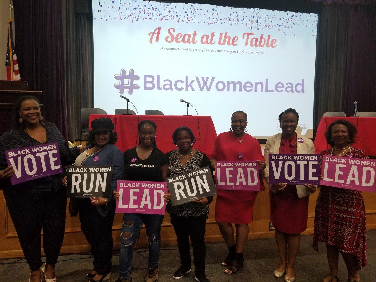 Single black women in atlanta