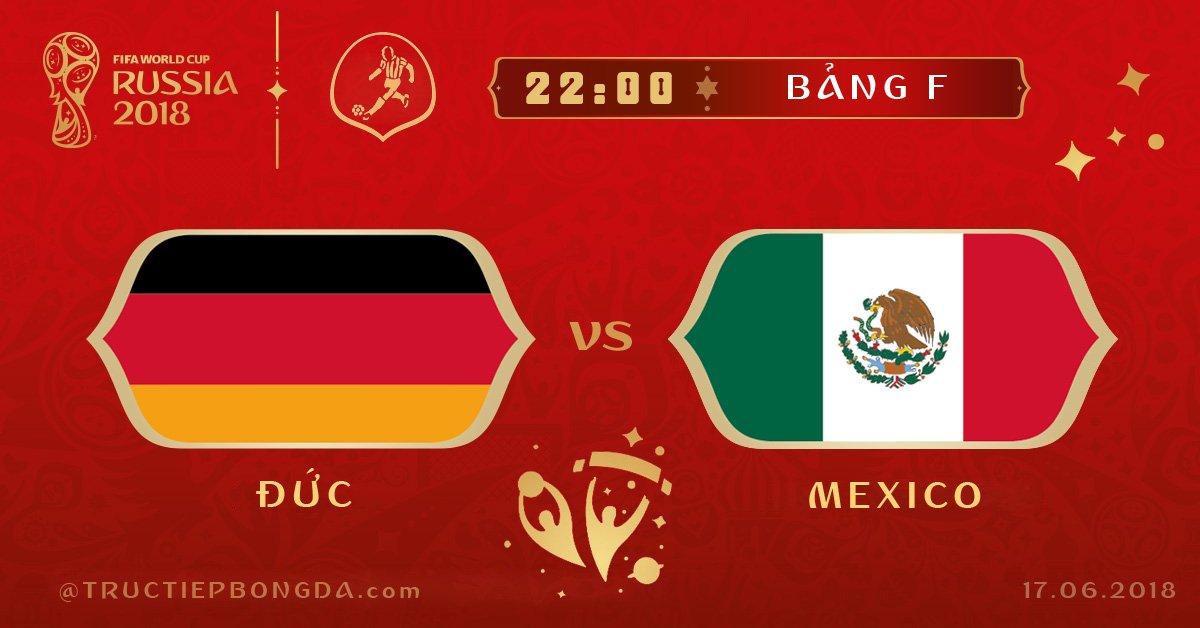 Đức vs Mexico