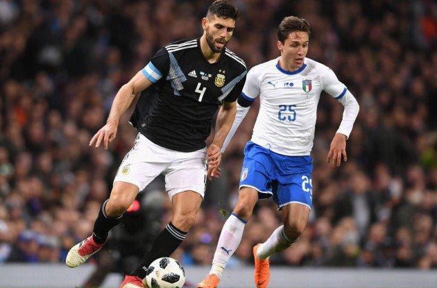 #Mondiali, #ArgentinaIslanda 1-1: solo panchina per #Faziohttp://bit.ly/2HU7DCe#ASRoma #WorldCup  - Ukustom