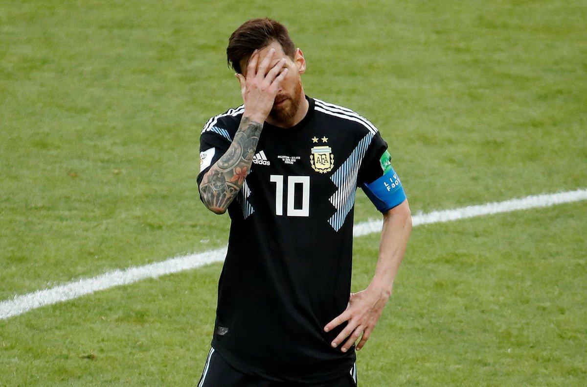 COPA – Argentina tropeça e Messi perde pênalti!! 90c095a5908dc