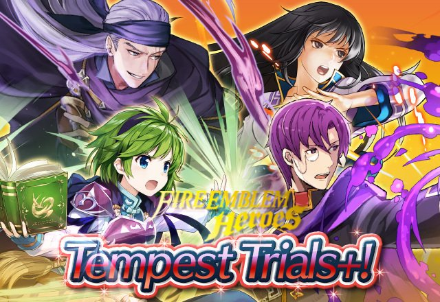 Tempest Trials+: Feud of the Fangs has begun! The big rewards this time are a new 5★ Hero, Canas: Wisdom Seeker and the sacred seals Earth Dance 1 and Res Tactic 1. #FEHeroes