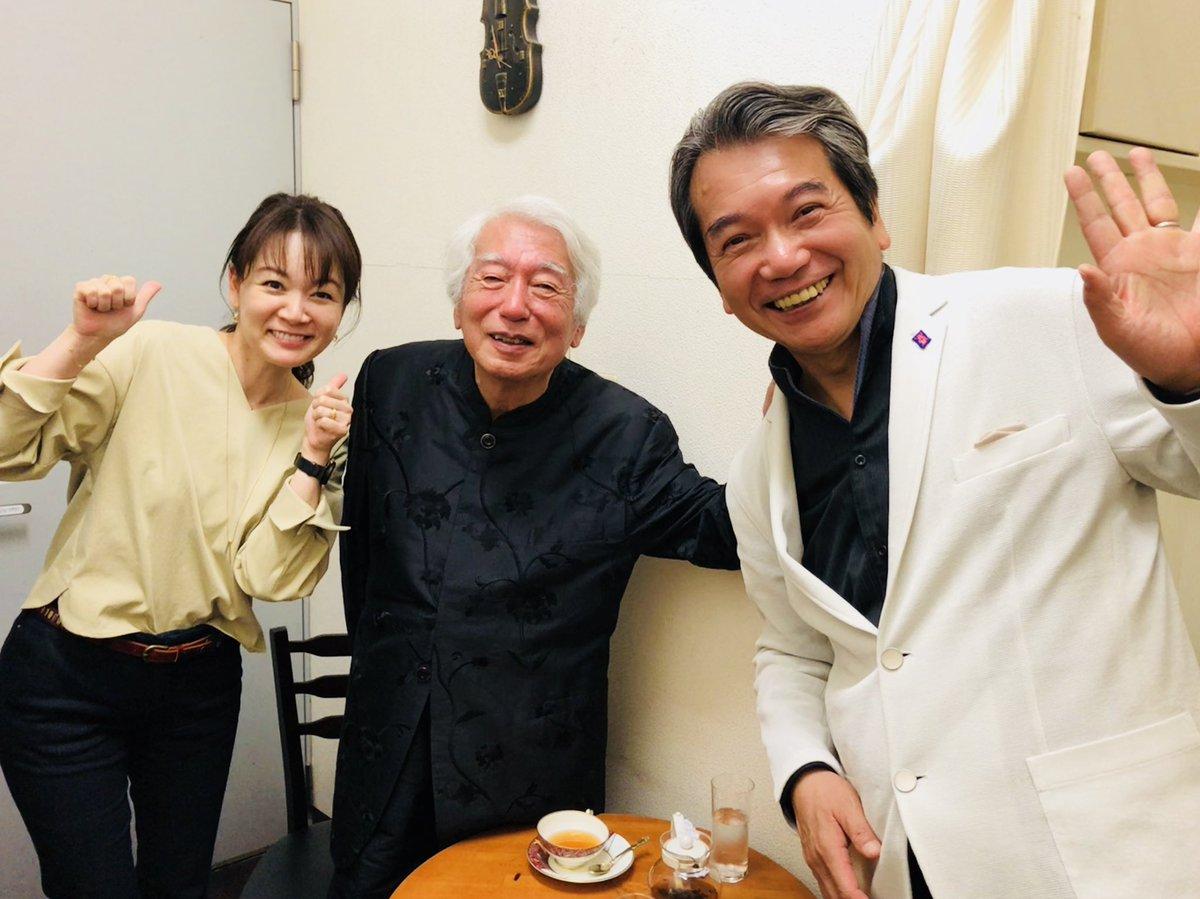 """渡辺俊幸 on Twitter: """"舘野さんの素晴らしい演奏だけでなく、お話から ..."""