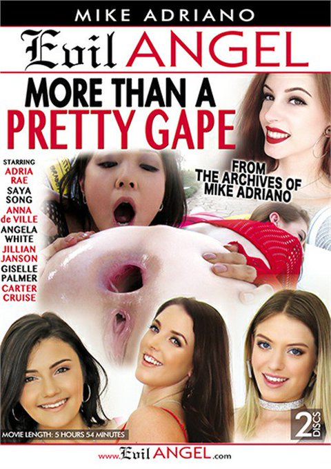 I'm more than a pretty gape 😜 https://t.co/8aeTqypR0N @EvilAngelVideo @RealMikeAdriano https://t.co/