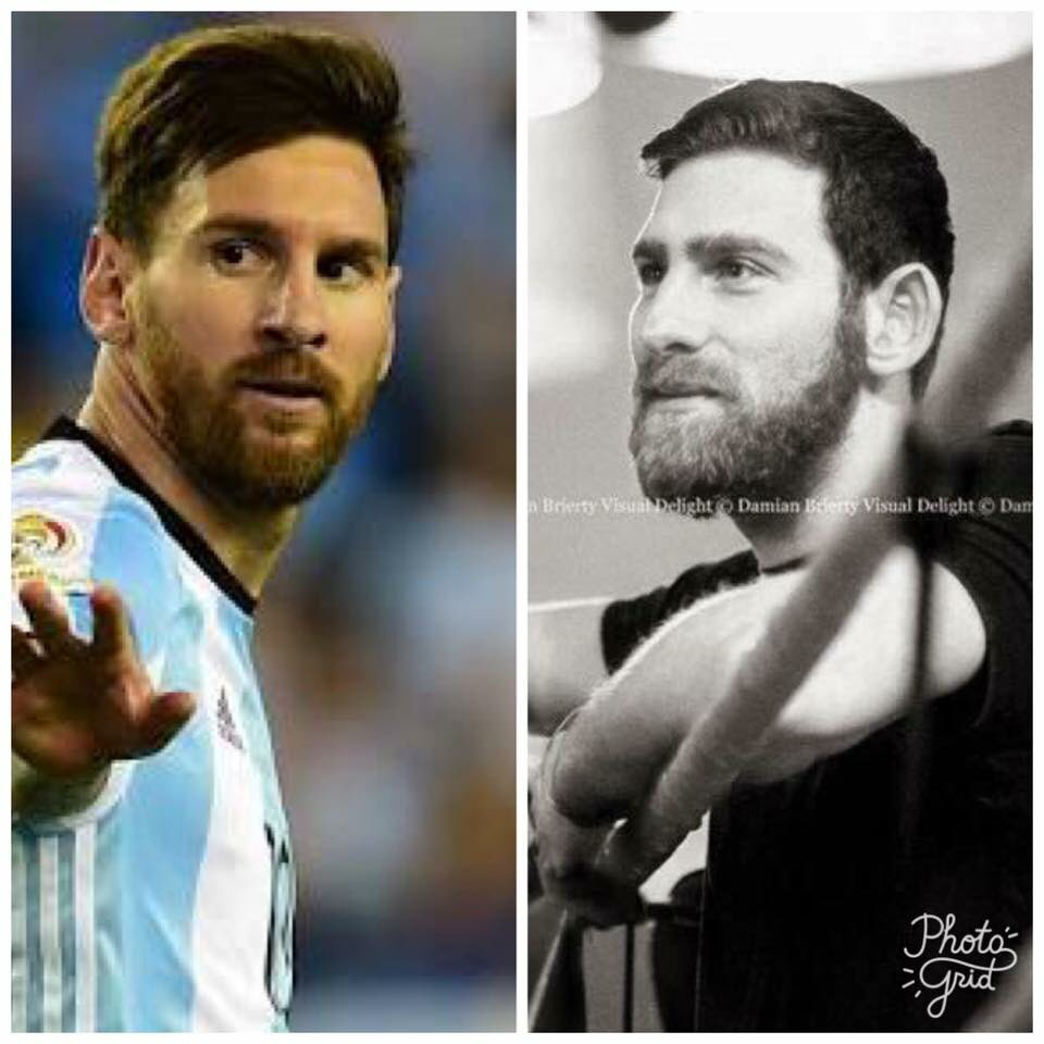On behalf of my erm, brother Lionel Messi, I apologise for that missed penalty kick  #messi   #WorldCupRussia2018 #WC18 #WorldCupRussia #ARGvISL #ArgentinavsIceland #futbol #soccer  #argentina #ItalianRoots pic.twitter.com/zVkXIWaSRV