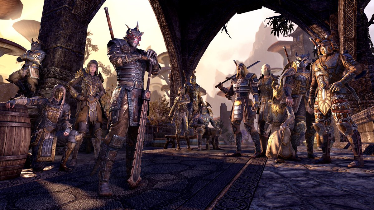 Is your #ESO guild accepting new players? Help us extend a warm welcome to all the new adventurers who have joined our community with the launch of #Summerset! 🤝 Reply with your guild's name, platform, region, and who to contact if they'd like to join.