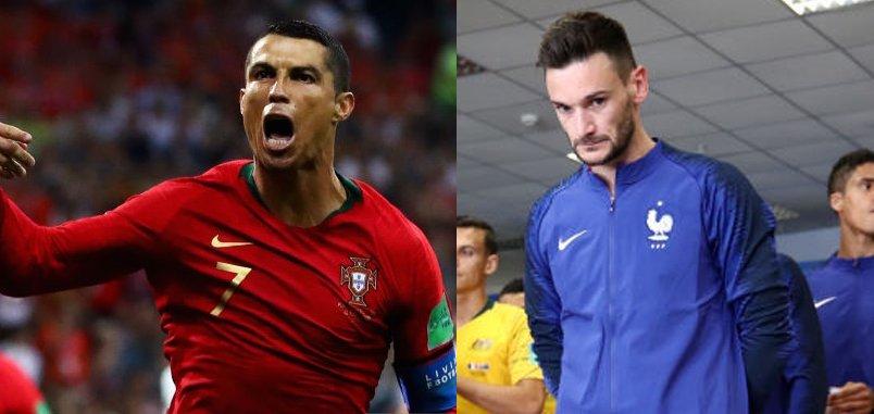 Coupe du Monde 2018 : Cristiano Ronaldo stratosphérique⭐️, Lloris solide 🧱 Les anciens du @TournoiToulon se distinguent durant cette #CM2018 Résumé ▶️festival-foot-espoirs.com/festival/detai… #WorldCup