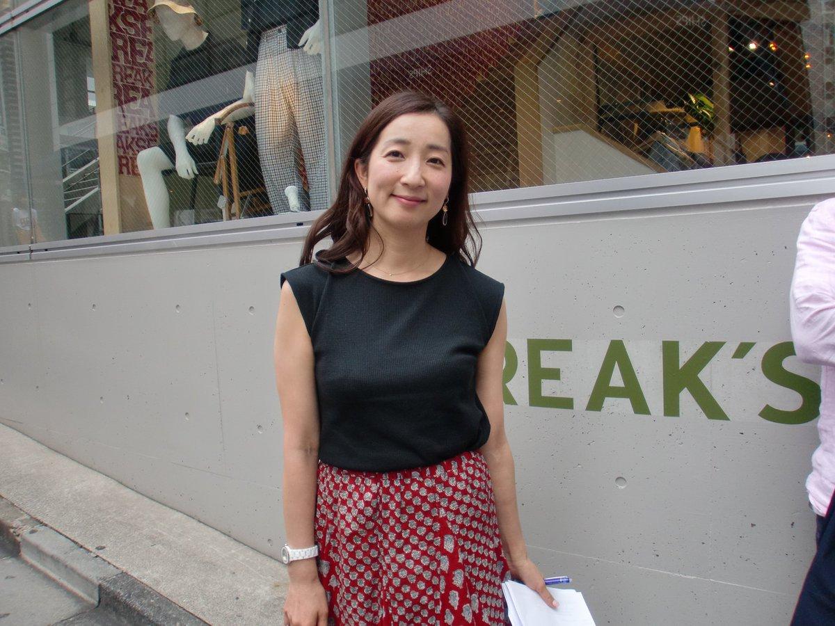 """安田佑子 yasuda yuko on Twitter: """"渋谷FREAK'S STOREでトークショー ..."""