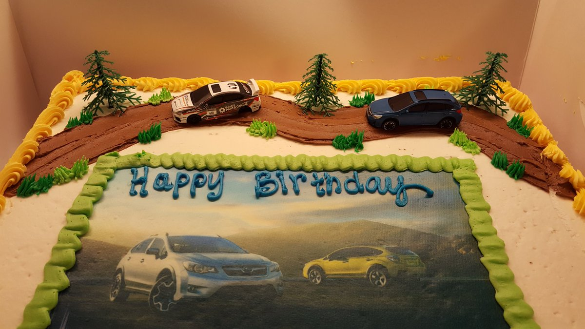 Prime Sarah Osten On Twitter Thanks To Subaru Usa And The South Personalised Birthday Cards Veneteletsinfo