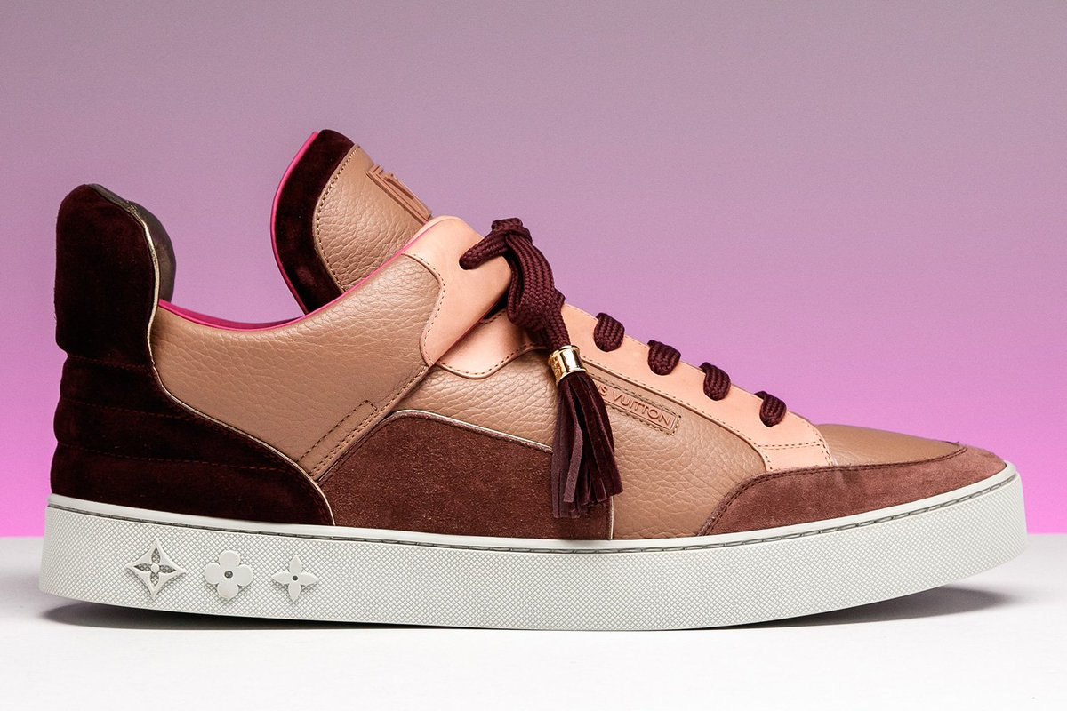 2fba97710fdd9 Kanye West s rich history of sneaker collaborations extends beyond Nike and  adidas. The Louis Vuitton Don was released in 2009 and has only gotten  better ...