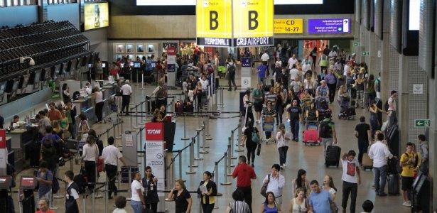 Falha em radar afeta voos em Guarulhos, Congonhas e Viracopos https://t.co/n8QmlmjLM0