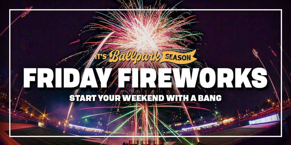 Friday Fireworks return to Victory Field June 22nd! Get your tickets now. ow.ly/9ZbL30km6U3 #Indy #fireworks