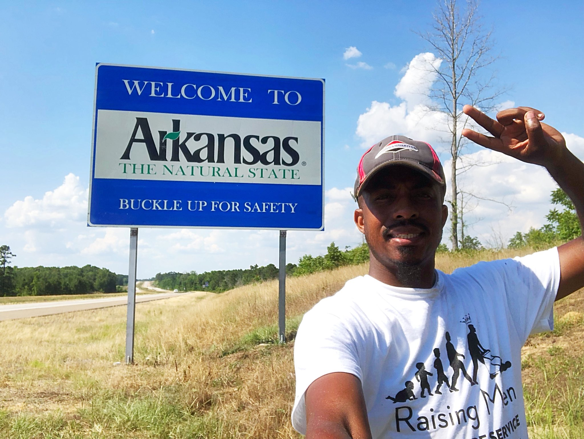 Rodney Smith Jr On Twitter Quot Hello To Arkansas I Will Be
