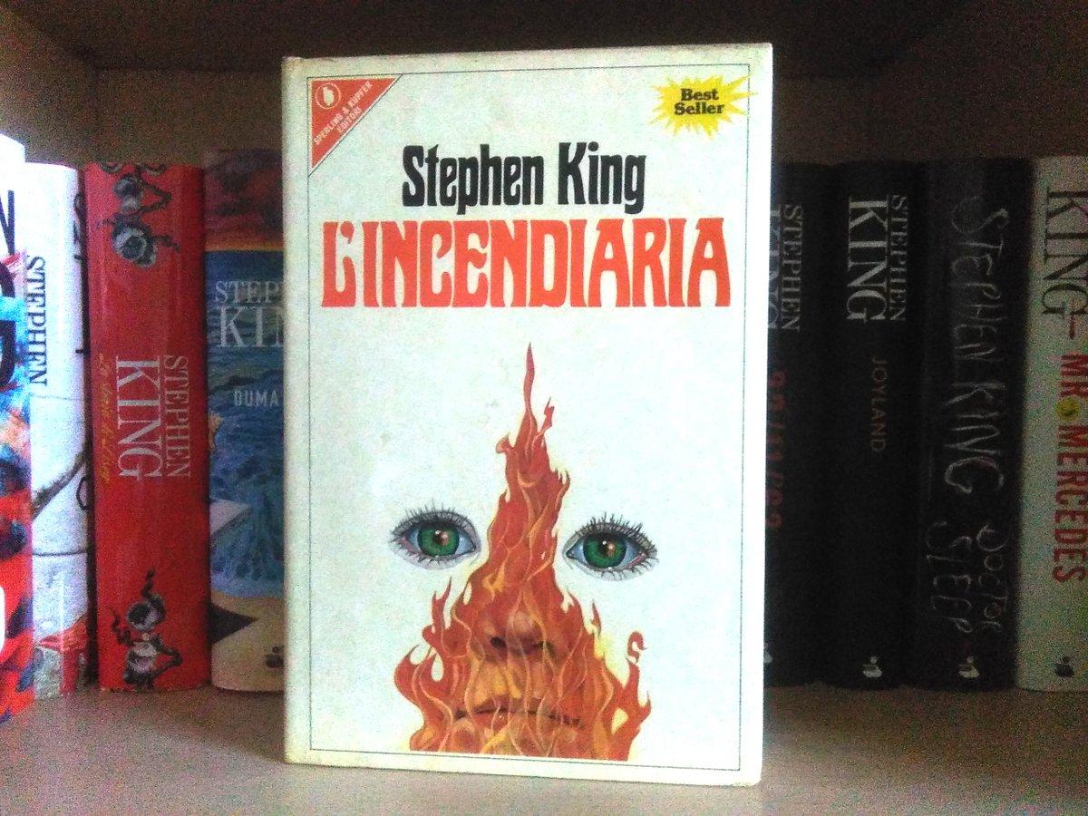 """Cari lettori, domani ritorno sul #blog con la ricostruzione storica della genesi di un altro libro-cult di #StephenKing: """"L\"""