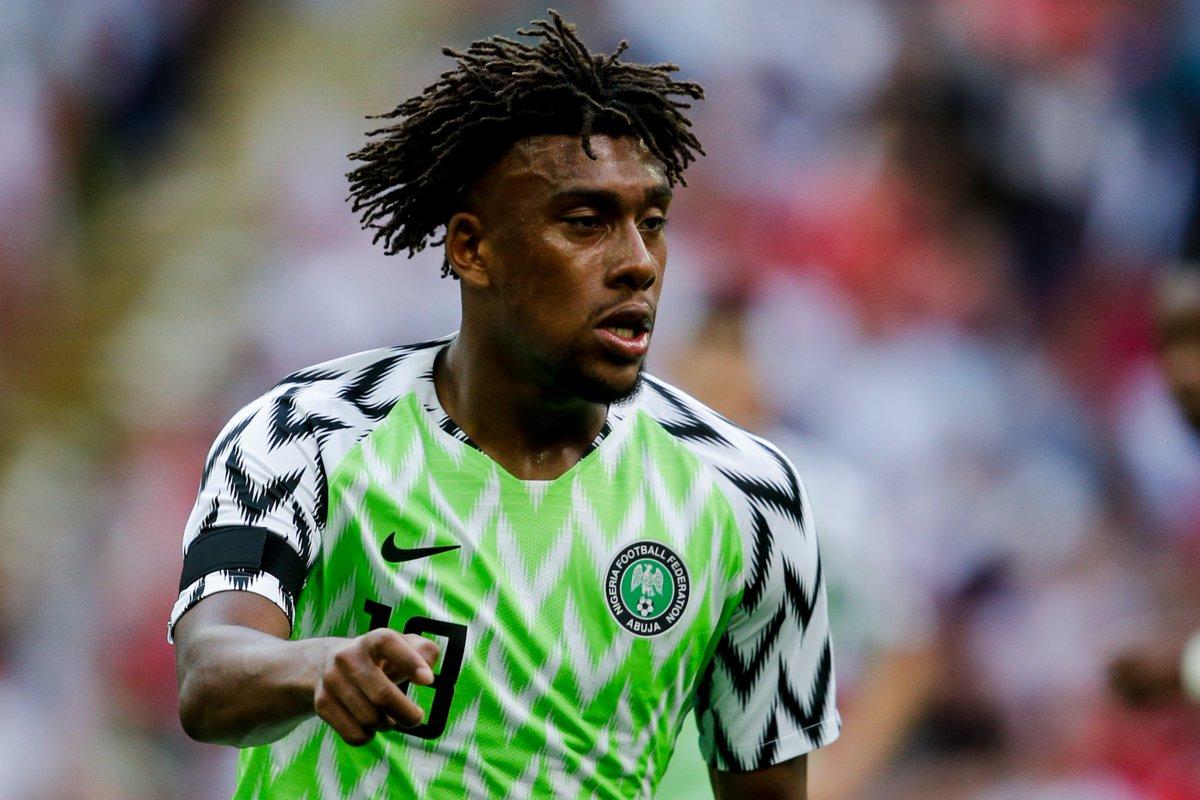#BIG18 STARTS for @NGSuperEagles   Do us proud, Naija boy! 🇳🇬  #CRO v #NGA #WorldCup