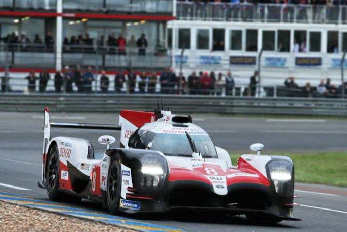 Alla 24 Ore di Le Mans in pole la Toyota TS050 Hybrid di Alonso Photo