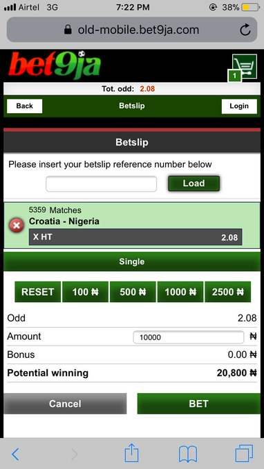 Stake your Croatia Vs Nigeria. Half time draw. #Russia2018WorldCup #CroatiaVSNigeria Photo