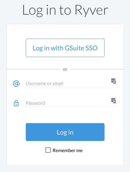 @vivagarwal @Kido1986 SSO is coming soon. Working on on signing into Ryver using Active Directory and SAML-based single sign-on such as Google G-Suite, Okta, and OnePassword.