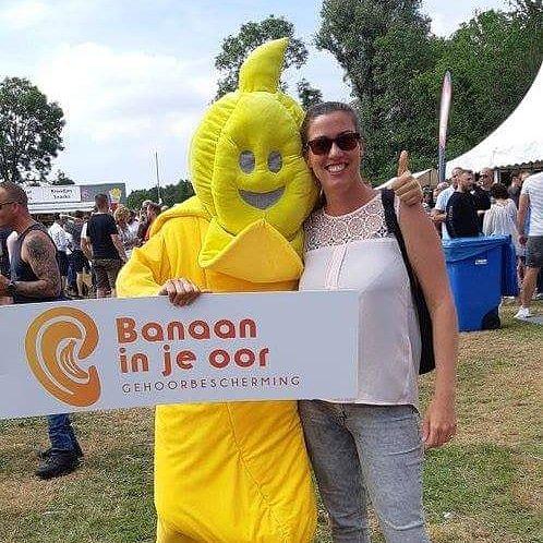 En de winnares van de foto win-actie tijdens #babelslive #banaaninjeoor is ....... Kim Maij-Mansier @kimmansier. Kim neem je contact op via een pb?