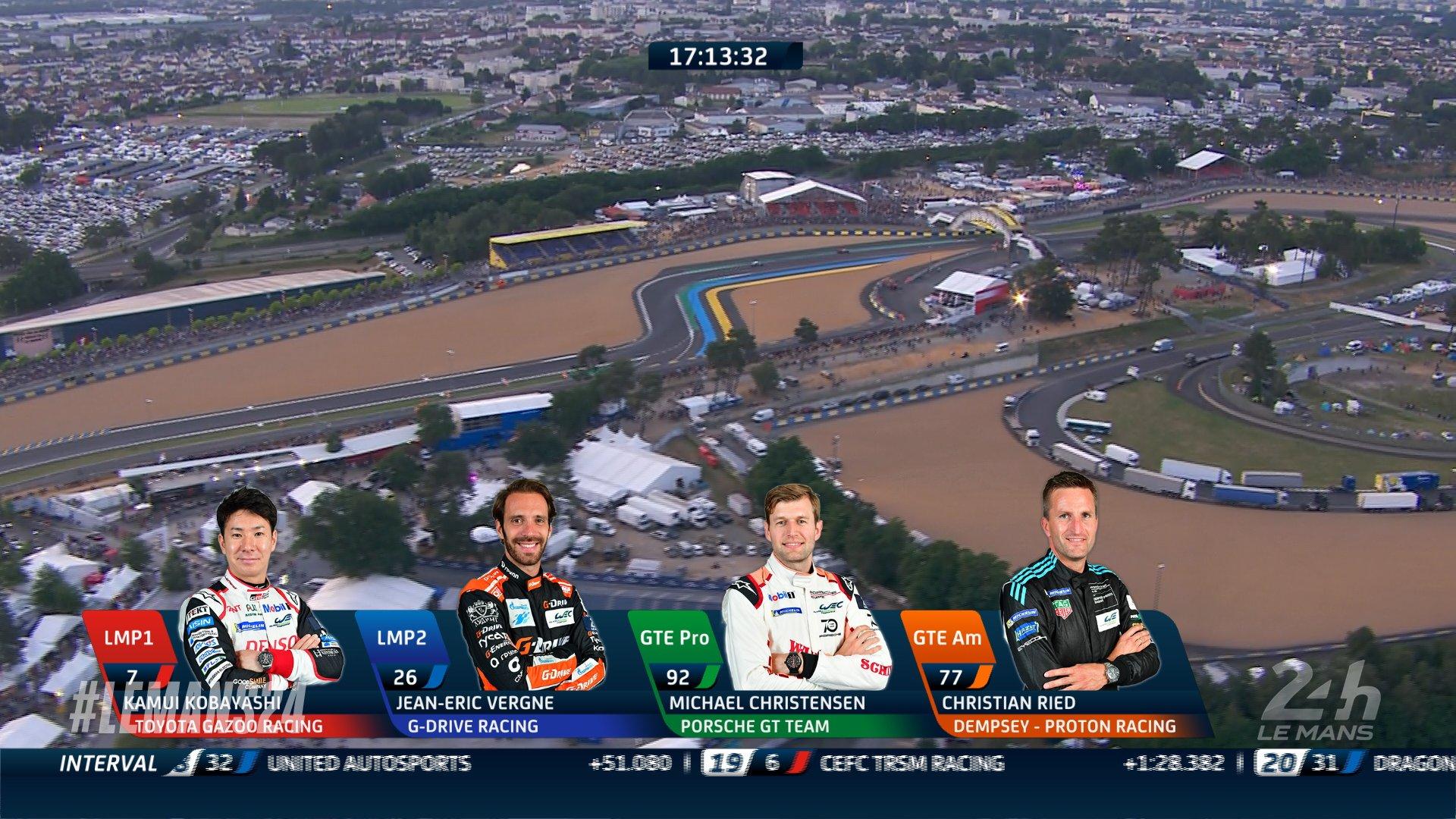 24 Horas de Le Mans 2018 - Página 3 Df1mrR1WAAA0d65