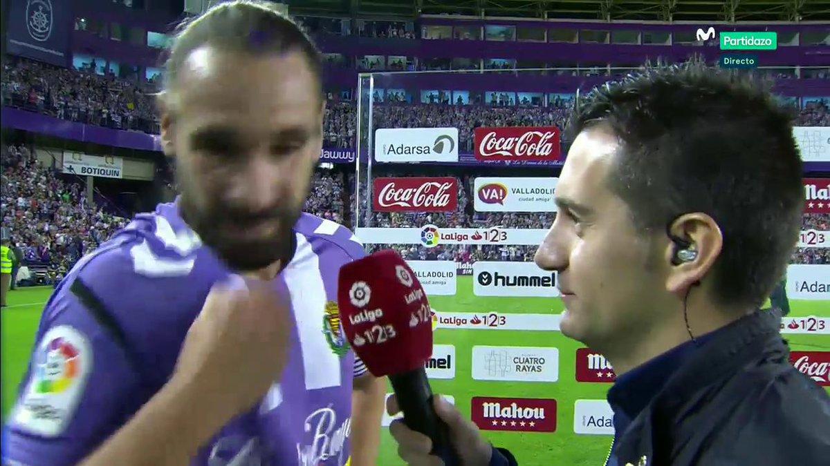 Borja: Ha sido una temporada muy dura. #AsaltarElCielo