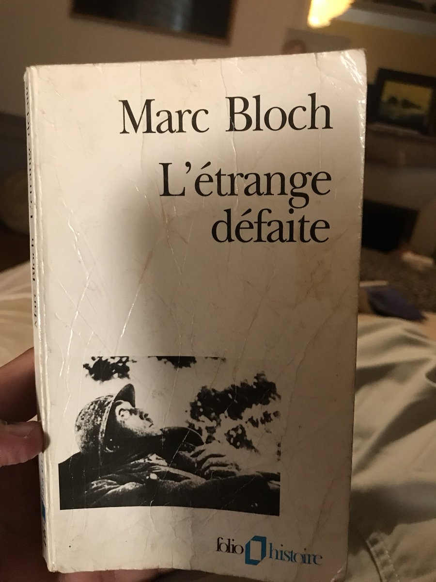 marc bloch develops new style of accurate history taking 'political history is the study of that dynamic activity in the past which has  descriptions of manners and morals, diet, costume, home life, and entertainment.