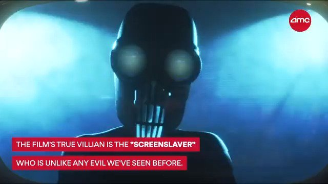 With another #TheIncredibles, comes another villain. Meet the Screenslaver & get weekend tix now for #Incredibles2: amc.film/2IebWZY