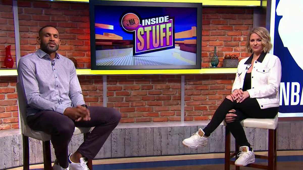 Like father, like son. 💪 @KlayThompson shares how his father has inspired him during his NBA journey! #InsideStuff