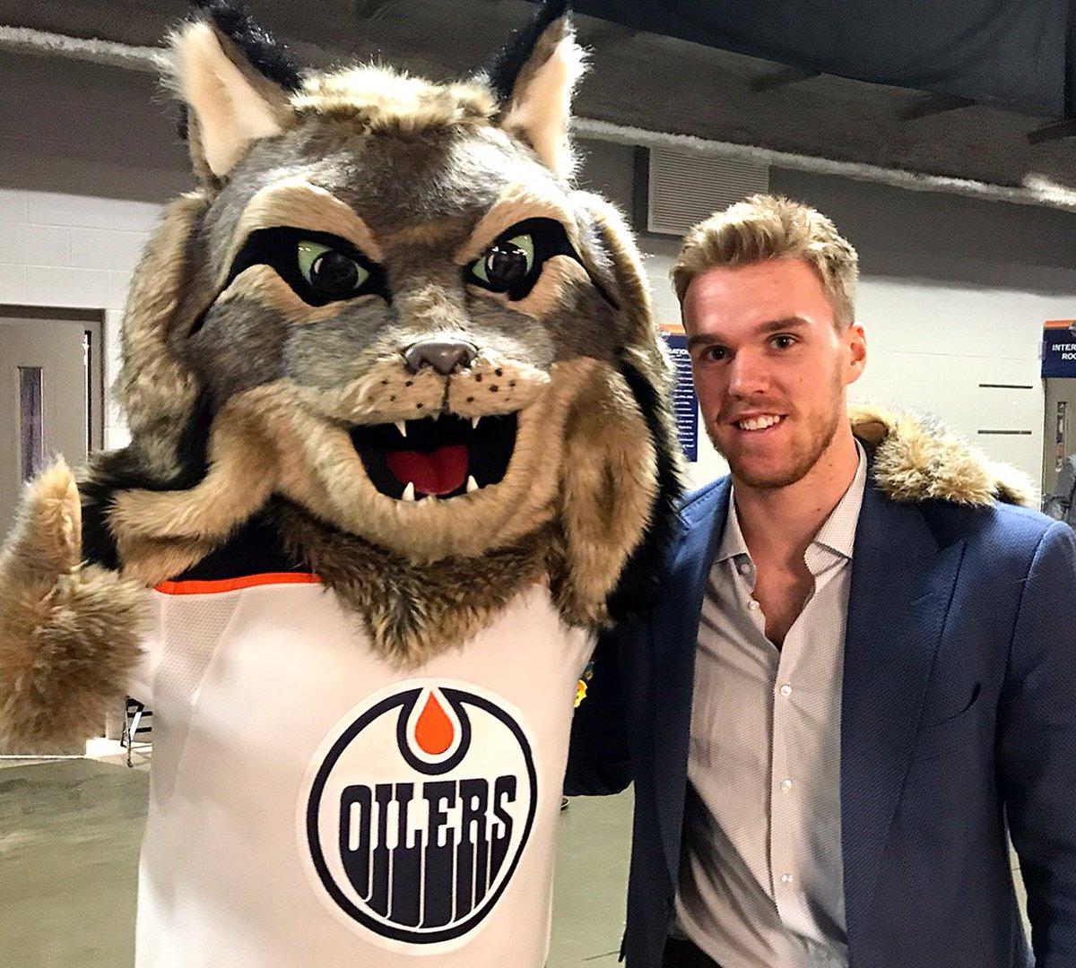 Edmonton Oilers On Twitter Happy Nationalmascotday Hunter