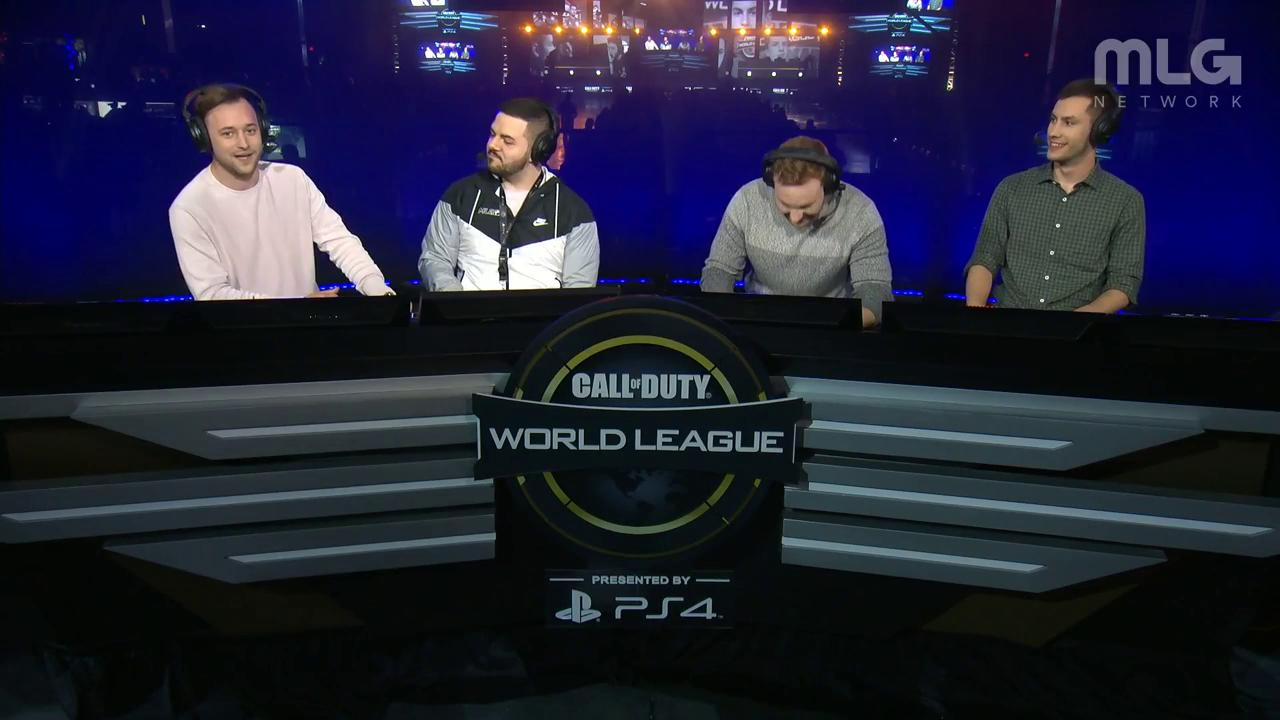 .@CouRageJD is back and he hasn't missed a beat!  https://t.co/pUVEvOiNYf // #CWLPS4 #CWLAnaheim https://t.co/Jcdt48cM45