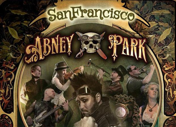 #Event Awesome of the Day: Hang out with #Steampunk ⚙️ Band #AbneyPark before their concert 🎶 and play #boardgames 🎲 on June 22, 2018 in #SanFrancisco! #SamaEvent 📌 https://t.co/40CrwvwAqk