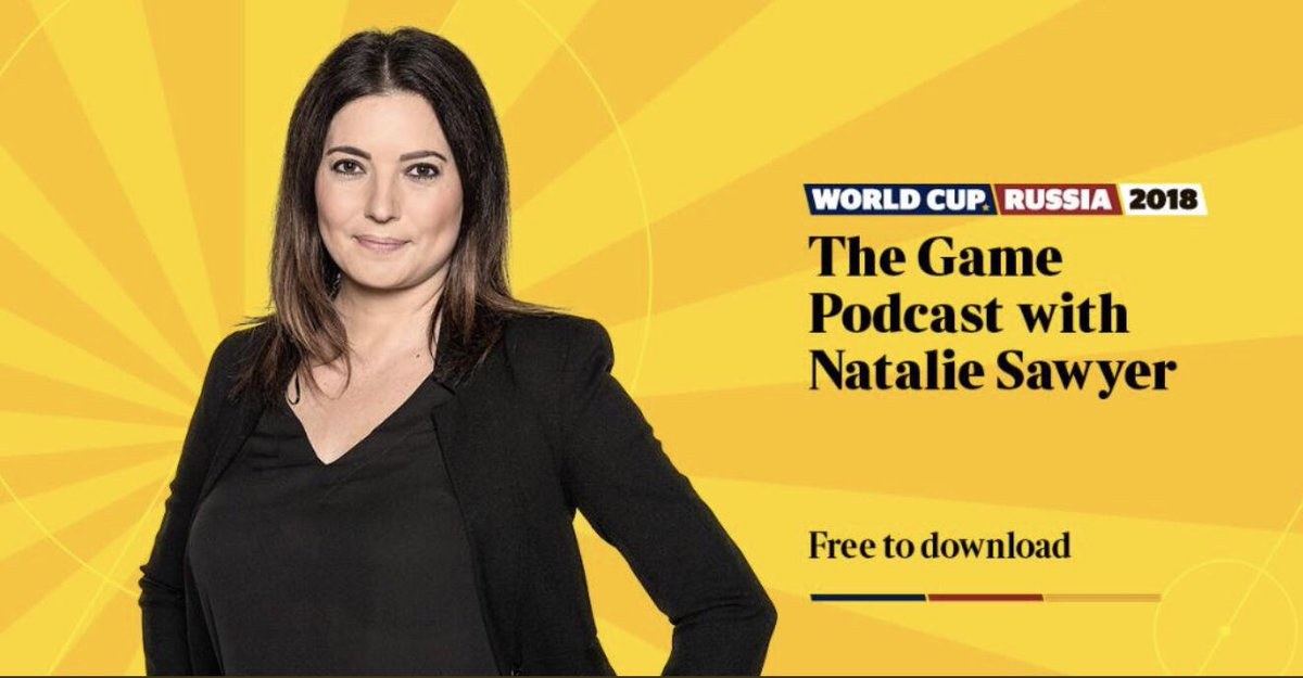 The third #WorldCup Game Daily is out now! @CaulkinTheTimes tells @nataliesawyer about his 34 hour journey on the Trans-Siberian railway, @JNorthcroft explains Fabian Delph's plan to fly home and @BillEdgarTimes analyses a day of VAR calls Plus: #ISL 👐👏 itunes.apple.com/gb/podcast/the…