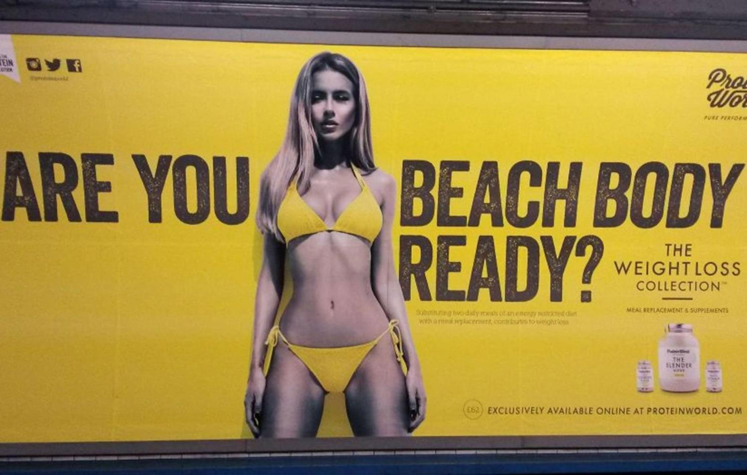 Stockholm bans sexist advertising from public spaces https://t.co/ZSQeoA5Pgy https://t.co/eBeQZ8BS8J