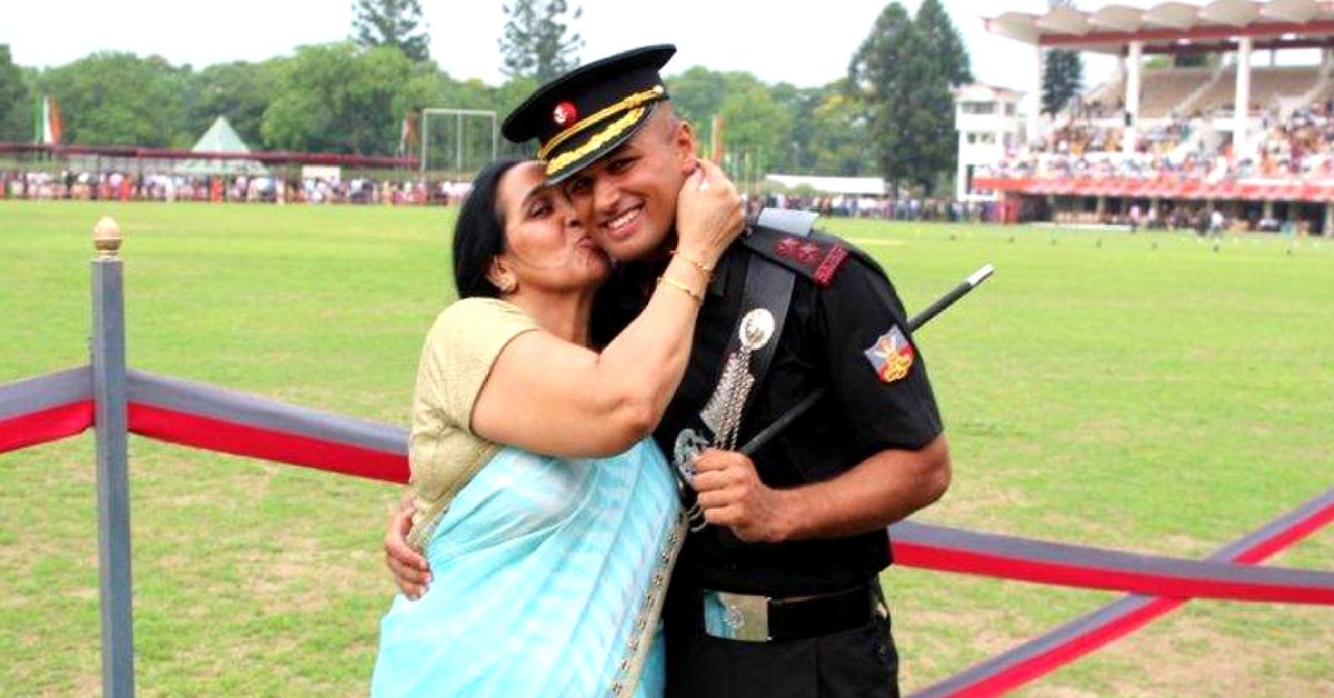 thebetterindia.com/146177/fathers… 19 Years Later, Kargil Martyrs Son Walks His Path to Join Same Army Battalion!
