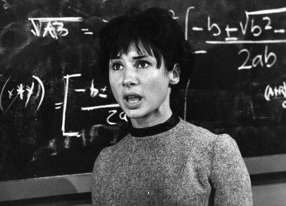 We wish a very happy birthday to Carole Ann Ford!