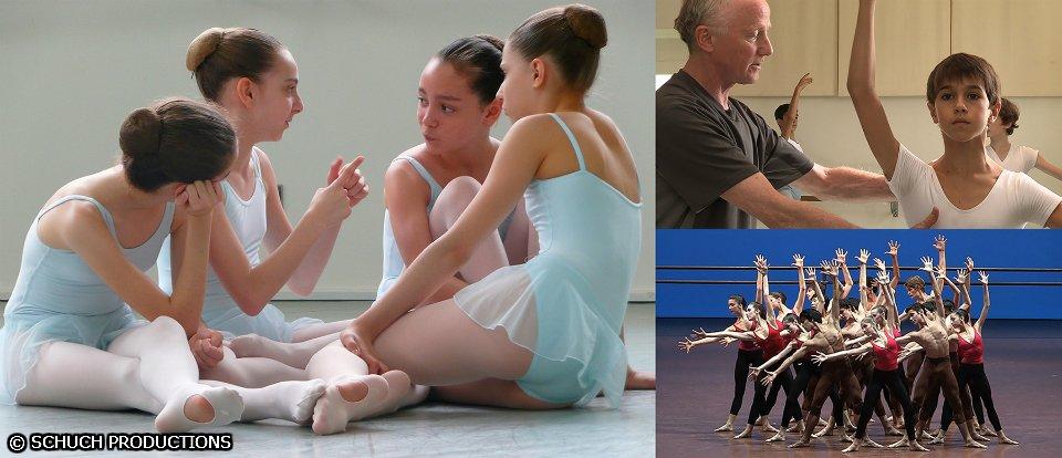 『明日のエトワール。〜パリ・オペラ座バレエ学校の一年〜』 6/17(日)午後5:30より、4~6を放