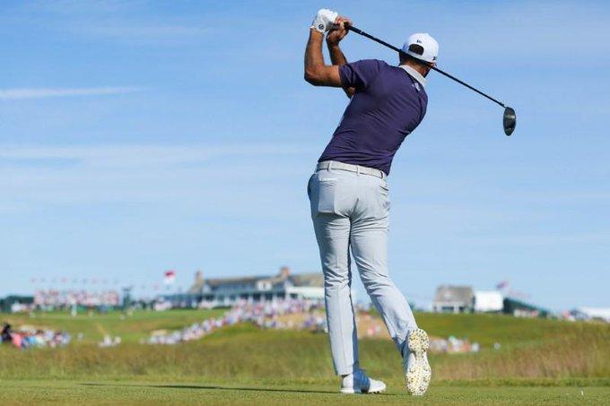 Golf - Tough Open course set-up backfires for officials Photo