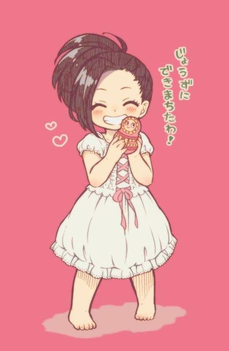 Kid Momo Yaoyorozu Littlecreati Twitter