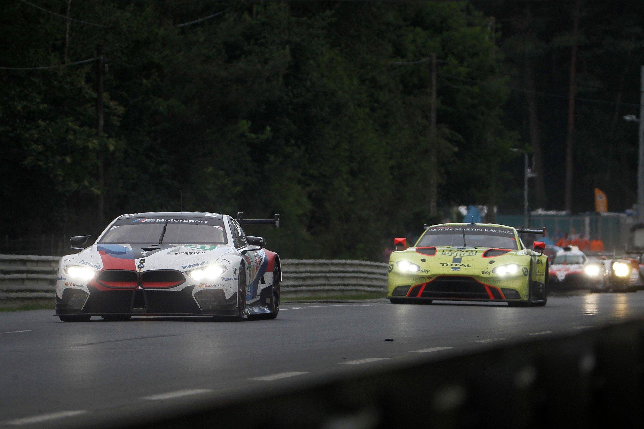 24 Horas de Le Mans 2018 - Página 3 Df3uBHuW4AEbClX
