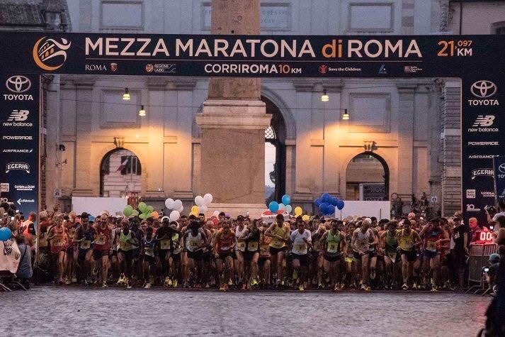 Ma gnente gnente la matina fate colazione co pane e volpe??? Ottima idea la mini maratona di sabato sera nel centro di Roma....Risultato ovvio...Traffico completamente in tilt...