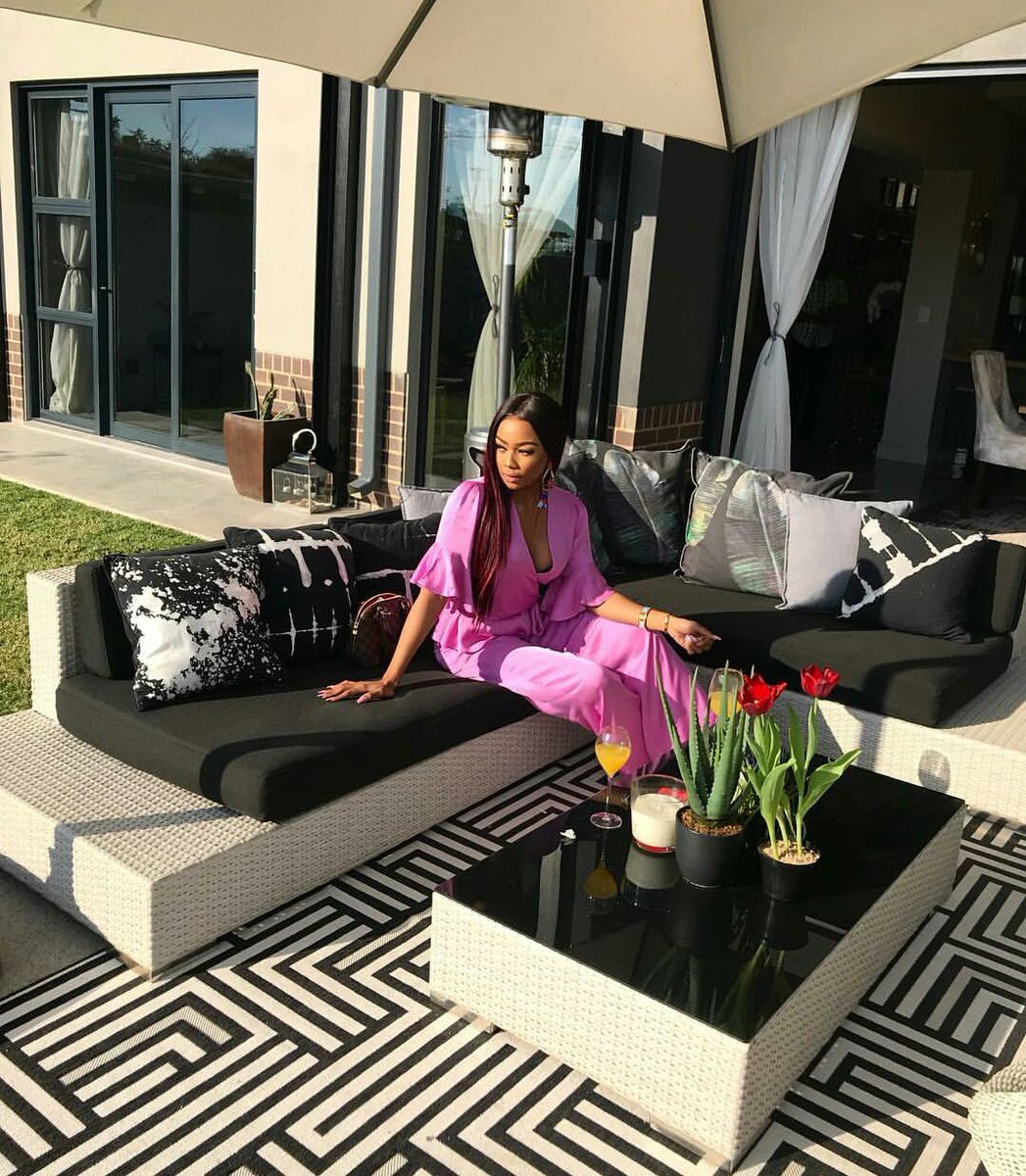 Inside Bonang Matheba S Gorgeous New Home