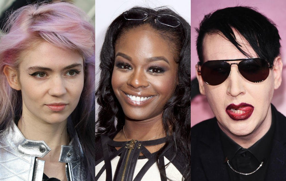 Azealia Banks confirms Grimes collab and says she wants to pee on Marilyn Manson https://t.co/Vnoizeg5kS https://t.co/jTRTAJsvng