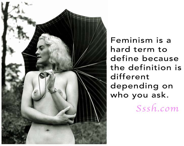 #Feminism Evolves https://t.co/Q6kwjehB7o