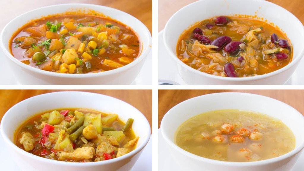 4 Healthy Soup Recipes For Weight Loss, Easy SoupRecipes https://t.co/HEVdyHER2n https://t.co/TYDxY3deXb