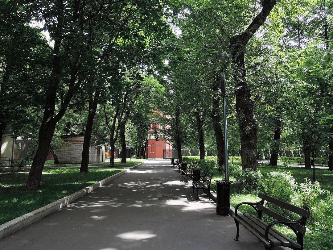 Картинки таганский парк