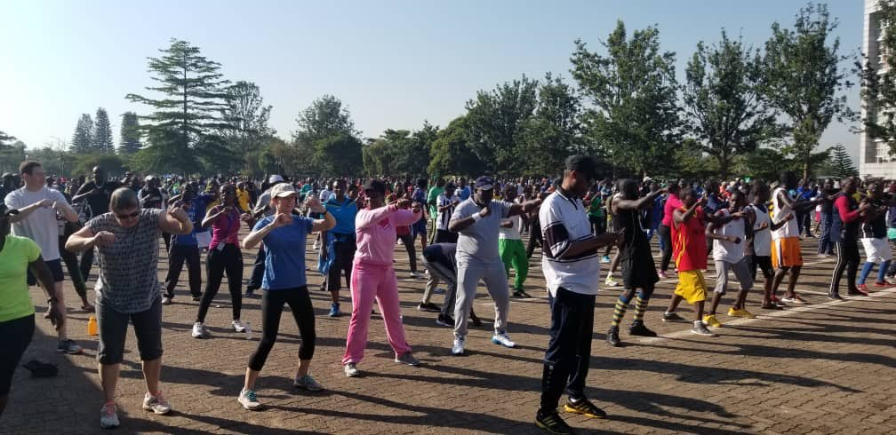 To the #Health sector partners: thanks for joing #CarFreeDay . It&#39;s wise and more efficient to invest in prevention @WHO @USAIDRwanda @RwandaGov @UnityClubRw @RwandaHealth<br>http://pic.twitter.com/GEeDn15374